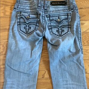 Rock and Revival boot cut jeans